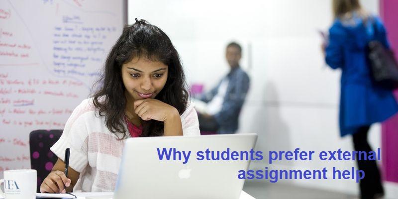 external assignment help