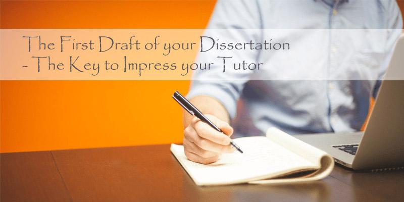 Thesis tutor