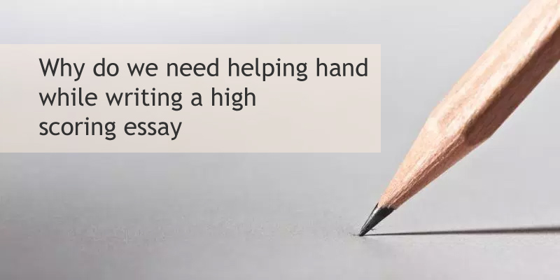 writing high scoring essay