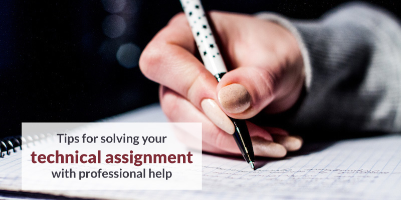 assignment with professional help