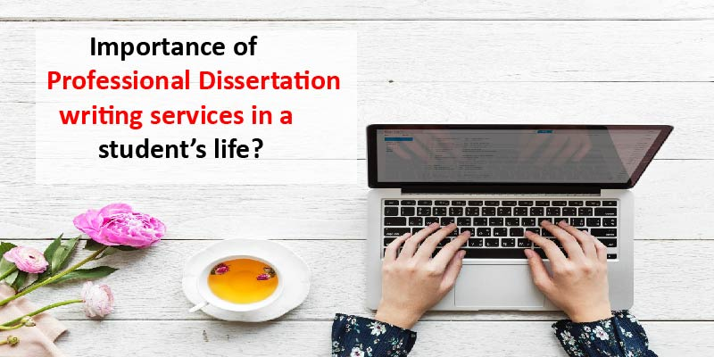 Professional Dissertation writing services uk