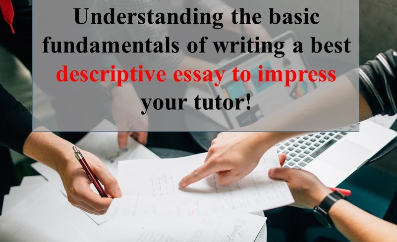 Best descriptive essay