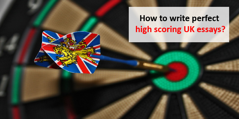 High scoring uk essays