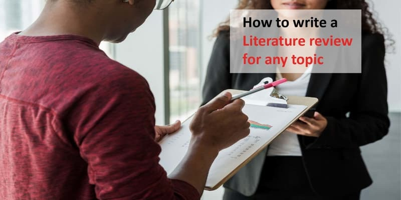 literature review chapter