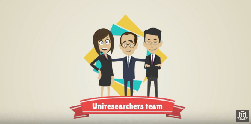 Uniresearchers video