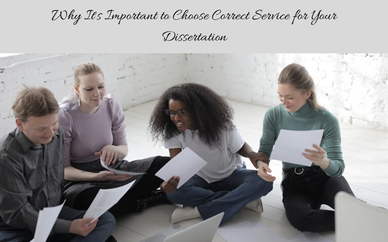 Dissertation Writing Service in UK