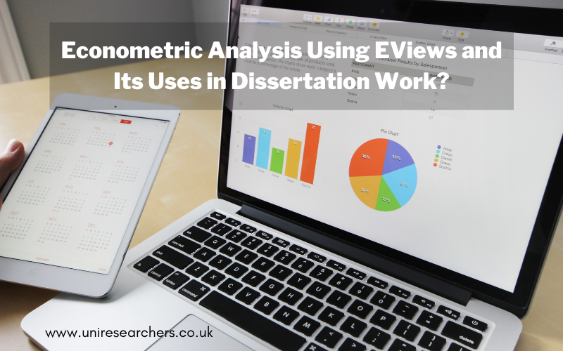 Econometric Analysis Using EViews and Its Uses in Dissertation Work?